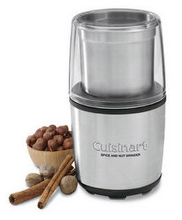 Cuisinart nut spice and coffee grinder