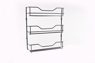Spice rack - 3 tier chrome