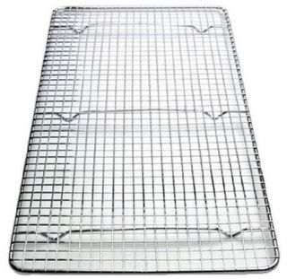 D-line cake cooling rack - rectangle