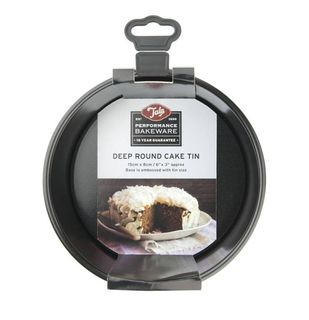 Tala Performance deep round loose base cake pan - 15cm