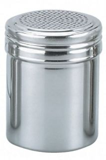Stainless steel shaker - medium holes