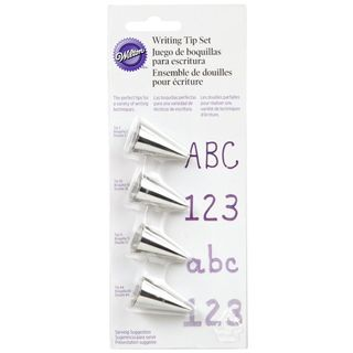 Wilton tip set - writing