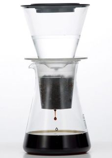 Iwaki cold water drip coffee maker