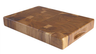 T&G Tuscany end grain chopping board