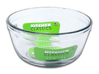 Kitchen Classics glass mixing bowl - 1.5lt