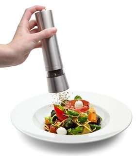 DMD Go electronic salt or pepper mill