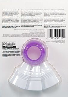 Wilton ColorSwirl three-colour icing coupler