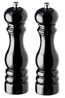 Peugeot Paris salt and pepper set - black - 22cm