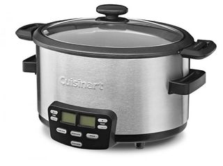 Cuisinart 3-in-1 slow-cooker - 5.5 litre