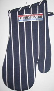 French Bistro oven mitt