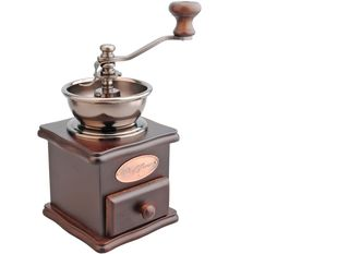 Casa Barista retro coffee grinder