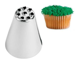 Wilton large icing tip - grass #234