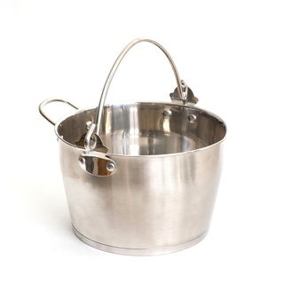 Agee maslin preserving pan - 6 litres