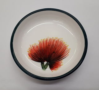 Pohutukawa dipping bowl - small