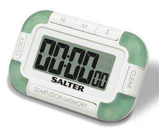 Salter 4 way digital kitchen timer