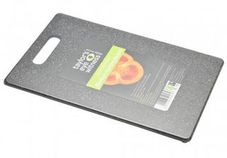 Taylors Eye Witness plastic granite effect chopping board - medium