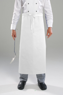Waist apron - full-length