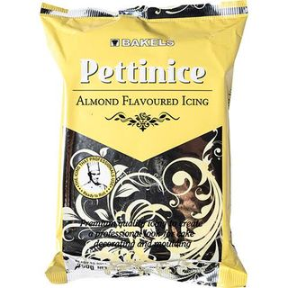 Pettinice ready to roll almond flavoured icing - 750g
