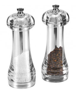 Cole and Mason Everyday salt and pepper set - 16cm