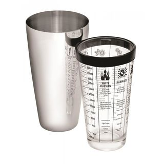 Boston cocktail shaker - 400ml