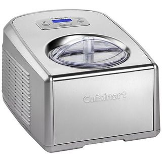 Cuisinart supreme ice cream maker