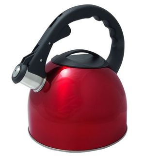 Cuisena stainless steel whistling kettle - 2.5 litres