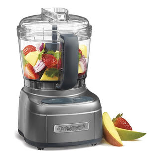 Cuisinart mini prep processor - 4 cup