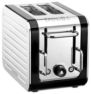 Dualit Architect toaster - 2 slice - black