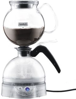 Bodum ePebo electric vacuum syphon coffee maker
