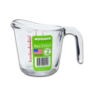 Kitchen Classics glass measuring jug - 250ml