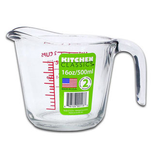 Kitchen Classics glass measuring jug - 500ml