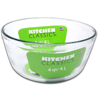 Kitchen Class mixing bowl - 4lt