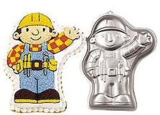 Wilton bob the builder cake pan