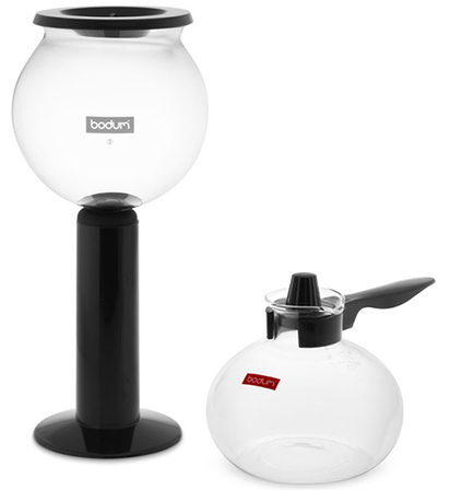Siphon Coffee Maker Nz : bodum santos