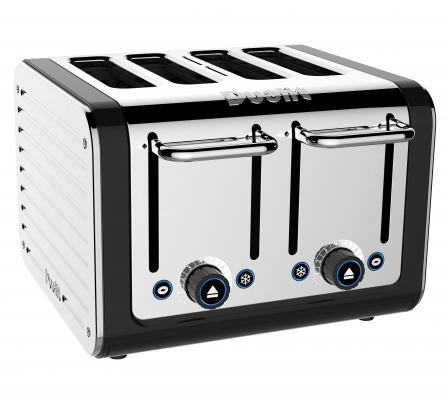 Dualit Architect toaster - 4 slice - black
