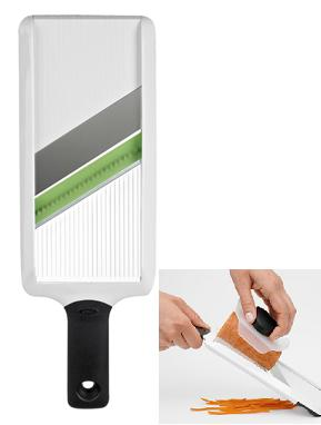 Oxo Good Grips hand held julienne slicer