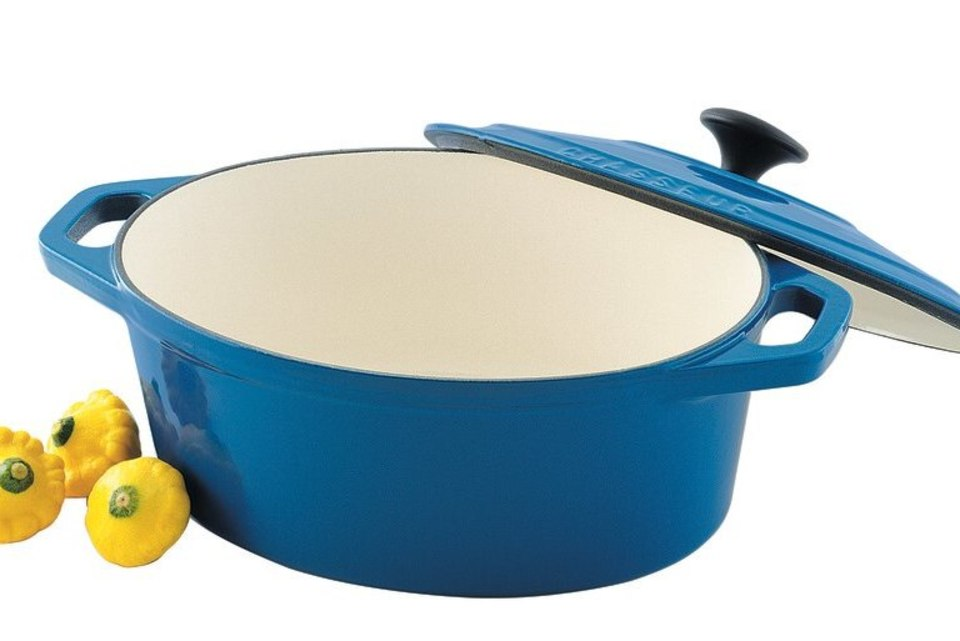 Chasseur French oval oven - 27cm