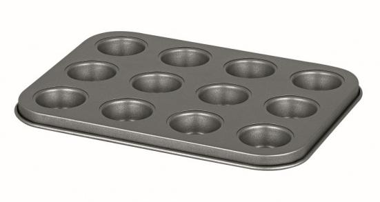 MasterCraft Bakeware mini muffin pan - 12 cup