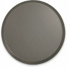 Dissco black iron pizza pan - 30cm