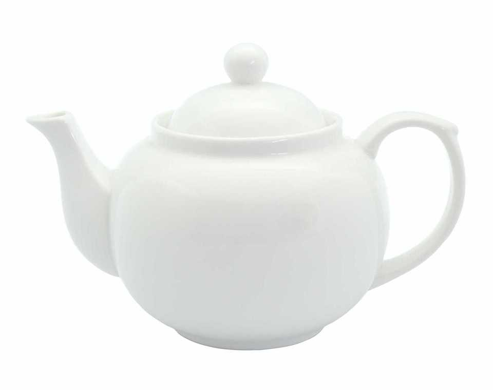Rockingham porcelain teapot - 500ml