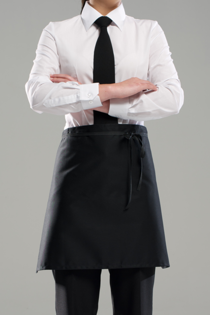 Waiters apron with pocket