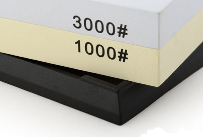 Deluxe double sided whetstone - 1000/3000