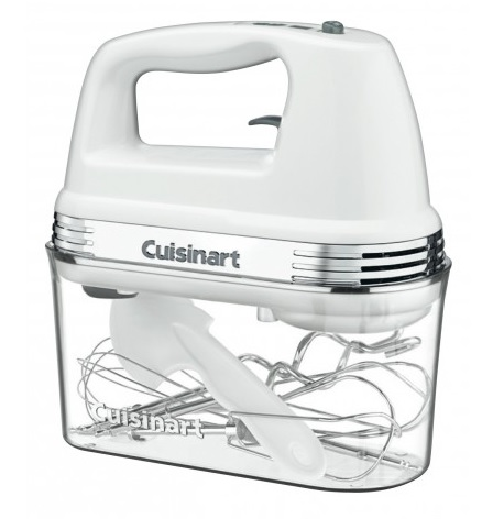 Cuisinart 9 speed hand mixer