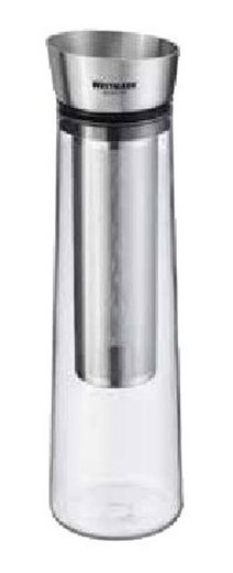 Wwestmark water carafe with infuser - 1000ml