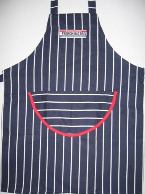 French Bistro butchers apron