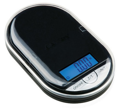 Acurite digital pocket scales