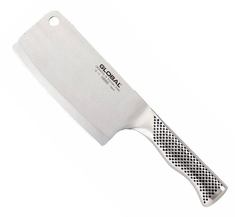 Global G-12 meat cleaver - 16cm