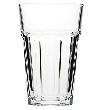 Pasabahce Casablanca cafe glass - 355ml