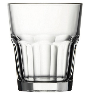 Pasabahce Casablanca latte glass - 270ml