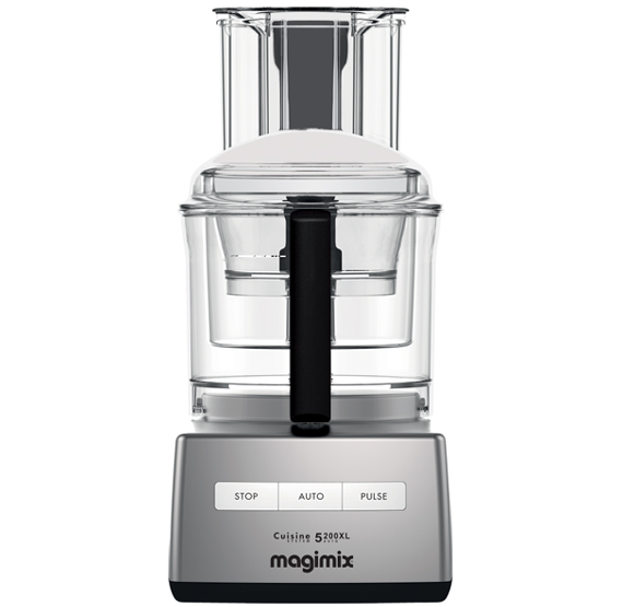 Magimix food processor 5200XL - satin